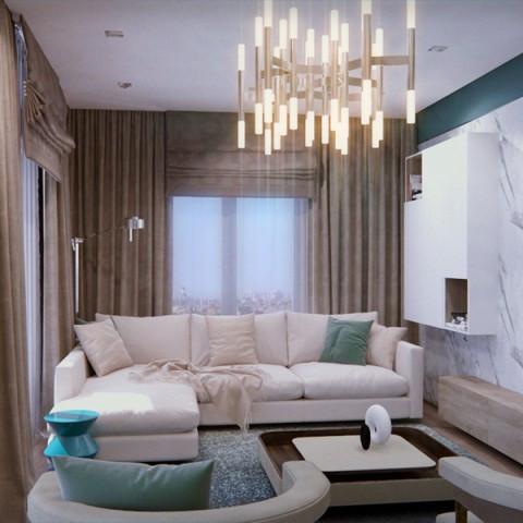 ЖК Русский дом, квартиры с отделкой