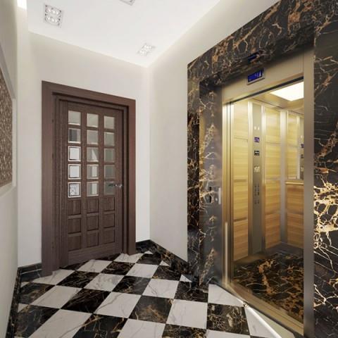 ЖК Русский дом, отделка, квартиры с отделкой, квартиры, комната, описание, холл, новостройка, фасад, дом